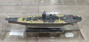 RARE30 IJN BB YAMATO BATTLESHIP 1:1250 NEW SHIP WAR EAGLEMOSS