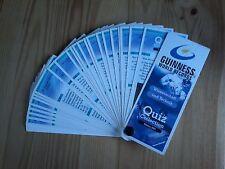 *** Guinness World Records Quiz Collection Wissenschaft und Technik Edition 2001