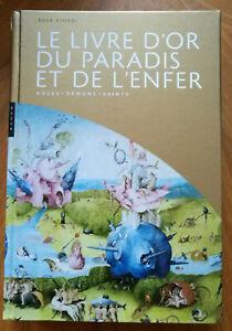 LE LIVRE D'OR DU PARADIS ET DE L'ENFER Rosa Giorgi Editions HAZAN