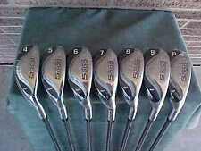 Lady Hybrids Full set Golf Clubs irons Womens Oversize Easy To Hit Graphite New
