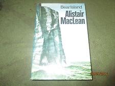 Alistair Maclean  Bear Island  1st Book club edition 1972