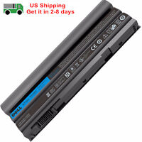 97WH Genuine T54FJ M5Y0X Battery For Dell Latitude E5420 E6430 E6520 8858X E6420
