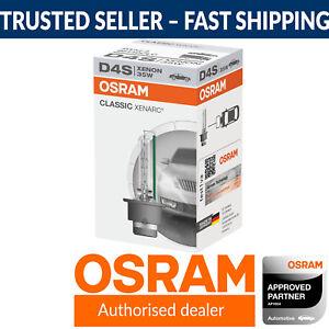 OSRAM Xenarc Classic Xenon Car Headlight Globe D4S (Single) 66440CLC