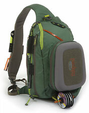 NEW FISHPOND SUMMIT SLING FLY FISHING PACK IN TORTUGA COLOR FREE US SHIPPING