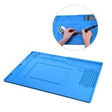 39x27cm Heat Insulation Silicon Pad Desk Mat Platform for Solder Repair Station
