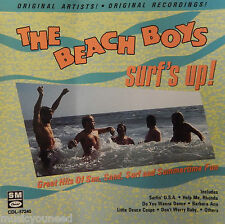 The Beach Boys - Surf's Up (CD 1989 Capital) Near MINT 10/10
