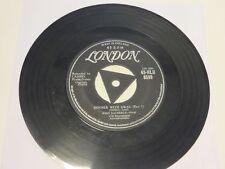 "JOHN ZACHERLE Dinner with Drac  UK LONDON  7""  Vinyl:good No Sleeve"