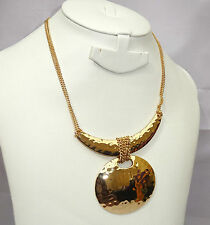 Clearance Sales Gold plated with pendant Party Necklace Jewellery