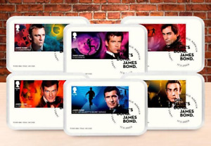 The Collector Edition featuring the James Bond Stamps