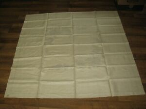 tablecloth linen stamped to embroider tablecloth cross stitch