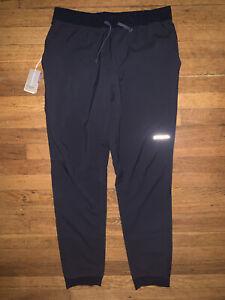 Patagonia Terrebonne Joggers Pants Men's Medium Black Brand New NWT