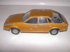 Vintage Dinky Toys Brown Austin Princess 2200HL, 1970s