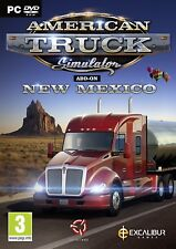 American Truck Simulator Add-on - New Mexico (PC DVD) BRAND New SEALED
