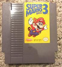 Nintendo NES Super Mario Bros. 3 Video Game Cartridge