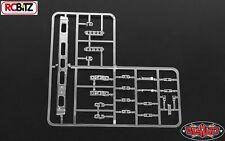 RC4WD Mojave Cromo Parachoques piezas árbol Trail II Finder 2 TF2 RC4WD Z-B0076