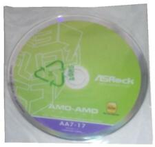 original Treiber ASRock 939A785GMH *2 CD DVD OVP NEU Windows XP Vista Win 7 939A