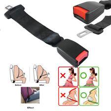 "1x 14"" Universal Car Seat Seatbelt Safety Belt Extender Extension 7/8"" Buckle TA"
