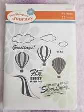 Fun Stampers Journey ~ Fly Away Stamp Set