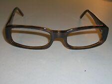 Ray Ban Italien rb2127 Sleek Schildkröte rechteckige Augenglas/Sonnenbrille Rahmen nur