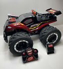 Fast Lane WILDFIRE RC Monster Truck w/ Remote Charger & Battery W/ Light & Sound