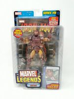 Marvel Legends Series VIII Modern Armor Iron Man Action Figure Boxed By Toy Biz