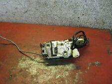 97 98 Mazda protege drivers side left front door latch & power lock actuator