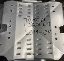 Toyota Corolla 2019-ON Catalytic Anti-Theft Protection Shield Hatchback/Touring