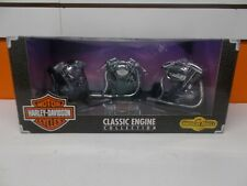 Ertl American Muscle Harley Davidson Classic Engines Collection NIB