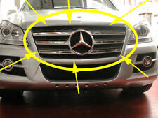 MERCEDES-BENZ GL-CLASS FRONT GRILLE ASSEMBLY NEW 2011-2012 GL550 GENUINE OEM