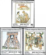 Mexico 1837-1839 (edición completa) nuevo 1982 De México. Códices