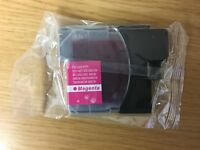 Brother LC61 Magenta Ink Cartridge - Lot of 5 - FACTORY SEALED