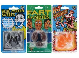 Prank Sweets Candies Practical Joke Novelty Trick Gag Joker