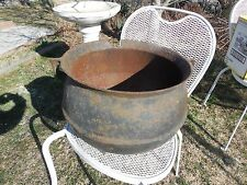 10 GALLON WITCHES POT CAST IRON WITCHES CAULDRON BALTIMORE 10 GALLON