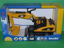 Bruder 02445 Cat® Mobilbagger Blitzversand per DHL-Paket