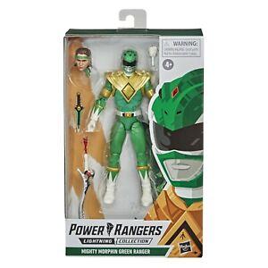 Hasbro Power Rangers Lightning Collection Mighty Morphin Green Ranger