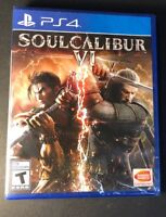 Soul Calibur VI (PS4) NEW