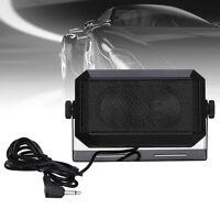 RoadPro RPSP-15 Mobile Radio CB Speaker 3.5mm Plug with Swivel Bracket for Yaesu