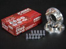 ICHIBA 15mm Wheel Adapter Conversion kit 5x120 to 5x114 w/ 12x1.5 Stud for BMW a