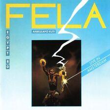 Fela Kuti - Live In Amsterdam [CD]