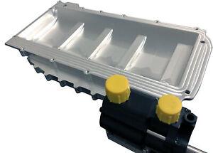 Nxtgen Billet LS Dry Sump and Auto Verdi 4 Stage Oil Pump
