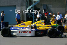 ALAIN Prost Williams FW15C F1 Stagione 1993 foto 3