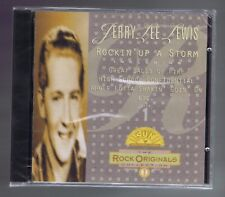 CD (NEW) JERRY LEE LEWIS VOL 1 ROCK ORIGINALS (SUN ) GREAT BALL OF FIRE