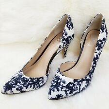 Vince Camuto|Halona 2 Floral Pointed Toe Heels