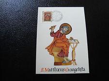 LIECHTENSTEIN scheda 1° giorno francobollo/stamp Yvert e Tellier n° 871 CY16