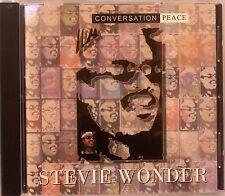 Stevie Wonder - Conversation Peace (CD 1995)