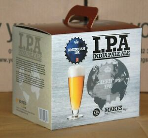 Best Home Brew! Young's American IPA 40 pint luxury kit GREAT GIFT 4kg