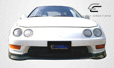 98-01 Acura Integra Type R Carbon Fiber Front Bumper Lip Body Kit!!! 102746