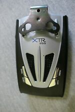 Whistler XTR 255 360 Degree Laser Radar Detector Working X K Ka Super Wide Ka