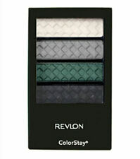Revlon Colorstay 12 Hour Eye Shadow, Quad Steel Impressions