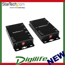 Startech HDMI over Cat5 Video Extender with RS232 and IR Control - 100m (330 ft)